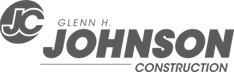 Glen_H._Johnson_Construction_Logo